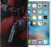Чехол iPhone 6/6S deadpool деадпул чехол