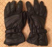 Мотоперчатки IXS кожаные