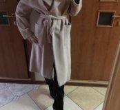 Пальто шерсть/ кашемир