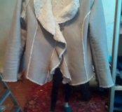 Женская одежда 44_46 размер ботинки 38 р.