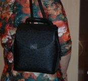 Новый рюкзак Gaude нат кожа оригинал Италия