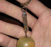 Брелок из Оникса драгоценный камень