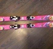 ⛷горные лыжи детские