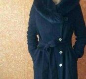 Пальто зимнее утипленное