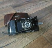Раритетный фотоаппарат Zeiss Icon