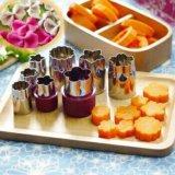 Формочки для фруктов, овощей, печенья