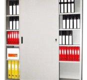 Шкаф-купе металлический архивный AL 2012