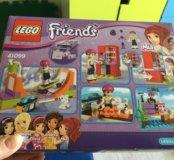 "Конструктор LEGO Friends ""Скейт-парк"",41099"