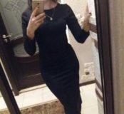 Новое платье с молнией