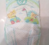 Pampers active baby dry 4