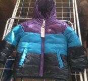 Новая куртка (зима)