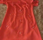 Платье новое покупала за 1600