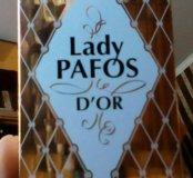 Туалетная вода Lady Pafos D'or.