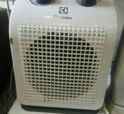 Тепло вентилятор Electrolux