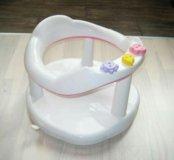 Стульчик для купания малышей на присосках