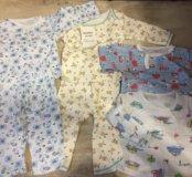 Пижамы и кофты пакетом