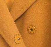 Пальто из альпаки (оверсайз)