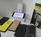 iPhone 6 Новый в Пленке