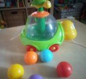 Развивающая игрушка Черепаха