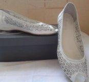 Туфли нат кожа 38 размер
