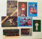 Календарики. Спорт. СССР