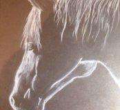 """Рисунок """" лошадь """""""