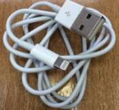 Кабель USB Lightning iPhone 1м Китай