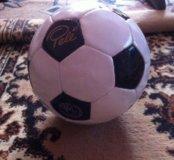 Мяч новый футбольный