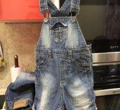 Mayoral р 24м джинсовые шорты