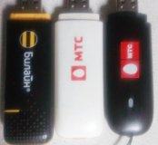 """Описание Комплект """"МТС Коннект"""": 3G-модем (USB)"""