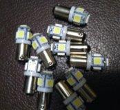 Лампочки гобаритных огней А12