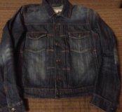 Продам шикарную новую куртку джинсовую размер L
