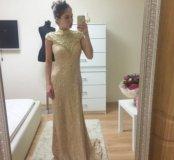 Платье новое jovani