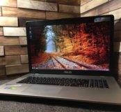 Стильный Asus (Full HD/Core i5/GeForce/8Gb/750Gb)