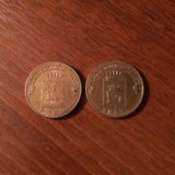 Монеты 10₽ (Тверь, Елец)