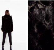 Новое меховое пальто Zara
