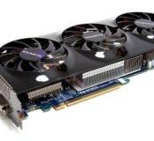 Игровая видеокарта Radeon 6900 HD