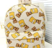 """Школьный рюкзак """"Симпсон Барт"""""""