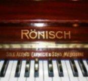 RÖNISCH exlusive пианино