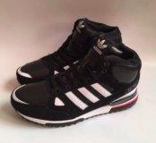 Зимние кроссовки adidas zx 750