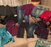 Пакет фирменной одежды 2 года