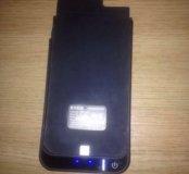 Зарядное устройство - чехол iPhone 5 , 5 s