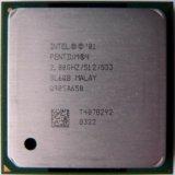 ★ Pentium 4 HT 2,8 GHz, 512KB l2, 533 mhz fsb Nort