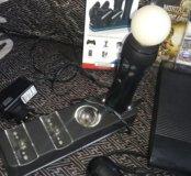 Зарядное устройство для 2 геймпадов и контроллера