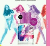 Energy Fusion for her Avon