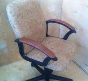 Кресло на колесиках компьютерное универсальное