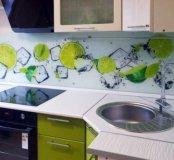 Кухонные фартуки с печатью