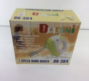 Миксер Deloni DH-304