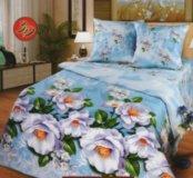 Комплект постельного белья 2-х спальный(поплин)