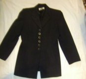 Пиджак удлиненный